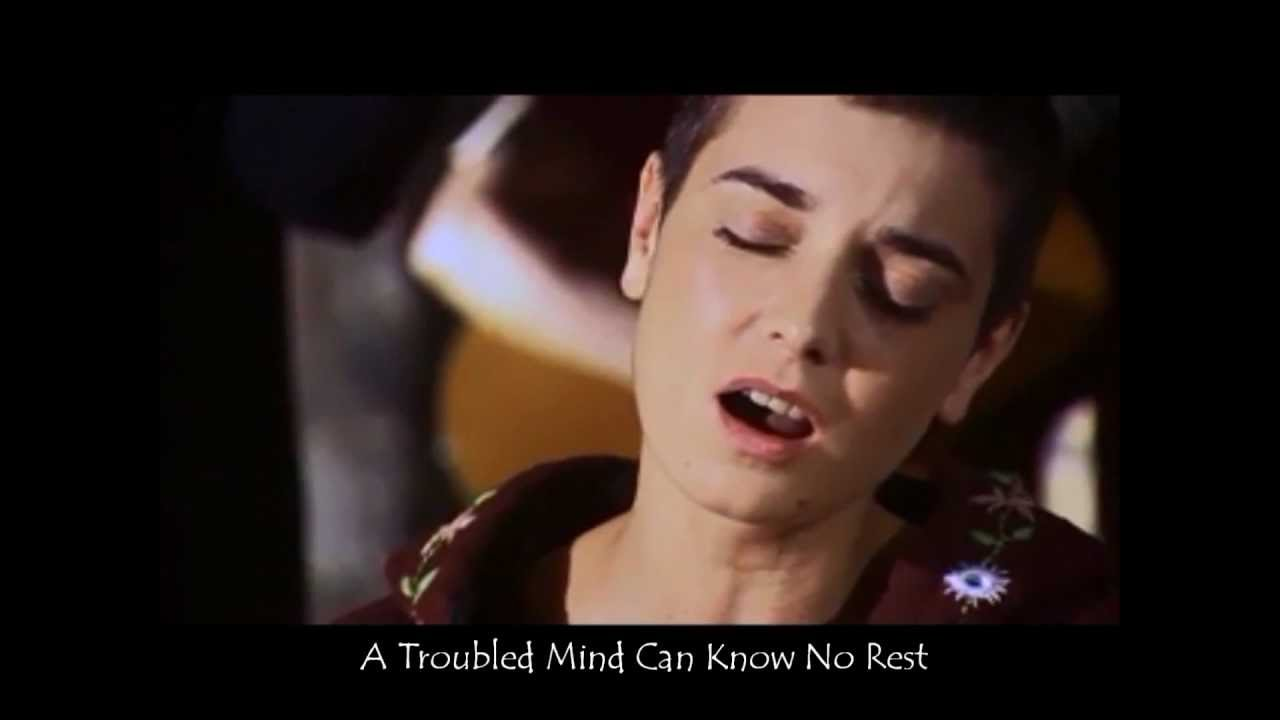 Sinead O'Connor - This Is a Rebel Song (live) Lyrics