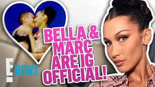 Bella Hadid Confirms Romance With Marc Kalman in New Pic