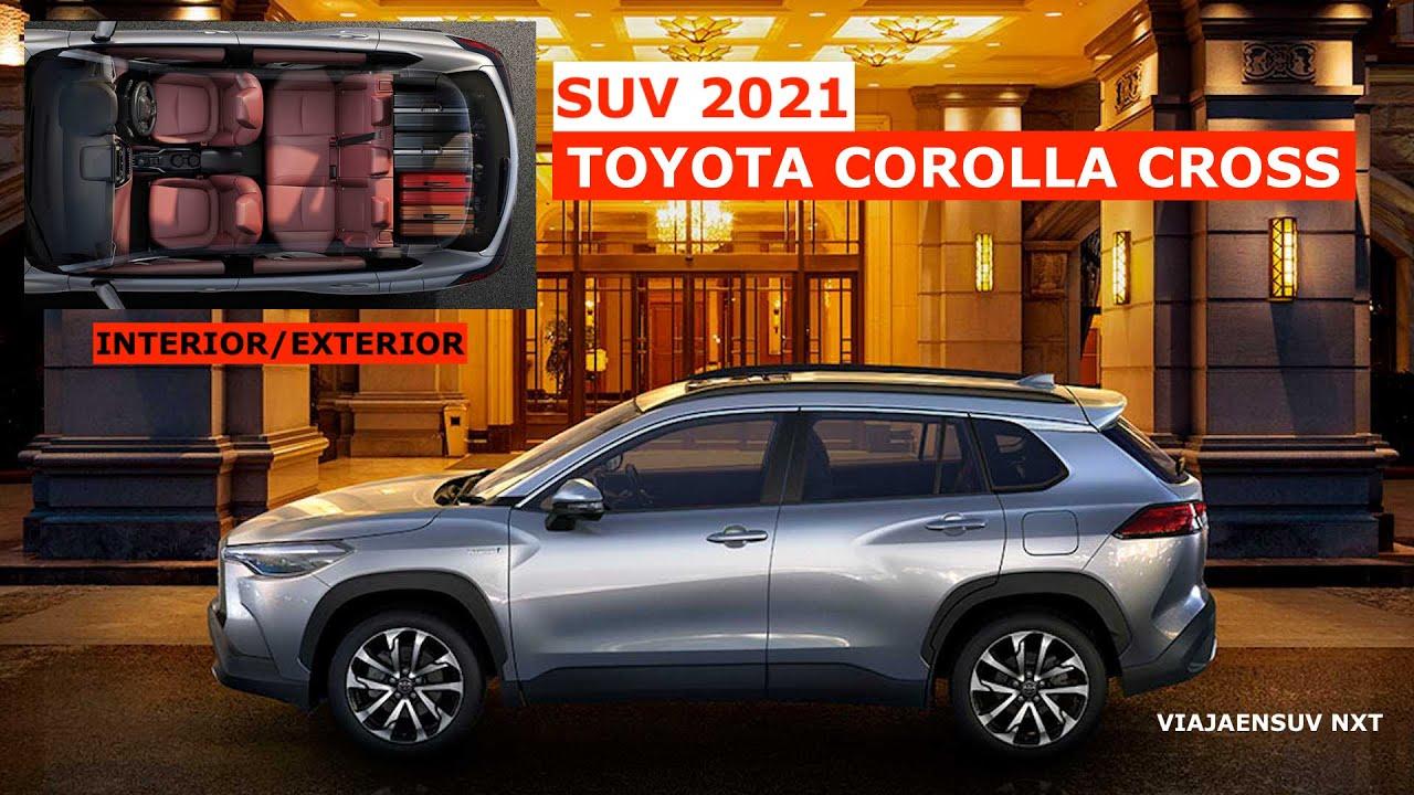 2021 Toyota Corolla Cross *SUV (Mercado Indonesia) - YouTube