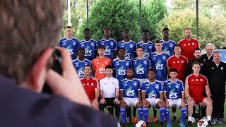 Racing Mutest Académie : jour de photo officielle