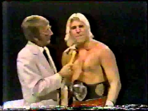 1980 New Southern Champion Wildfire Tommy Rich Memphis Wrestling