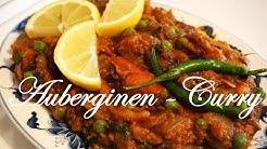 Indisches Auberginencurry   Baingan Ka Bartha - InderKocht Folge 63