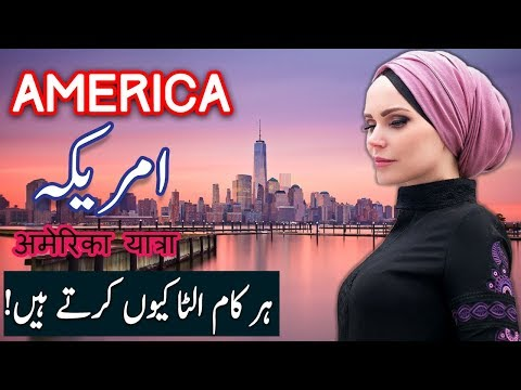 Travel To America | USA | History | Documentary | Story | Urdu/Hindi | Spider Bull | امریکہ کی سیر