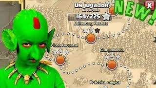 ¡¡NUEVA SERIE!! A POR LOS 25 NUEVOS DUENDES en CLASH OF CLANS | en Español