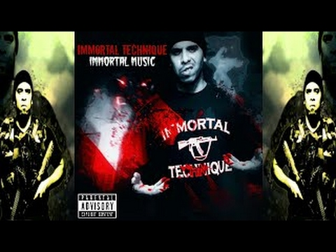 Immortal Technique Immortal Music (2017)