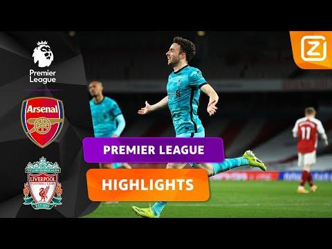 HEERLIJKE WEDSTRIJD VOOR DIOGO JOTA 🤩   Arsenal vs Liverpool   Premier League 20