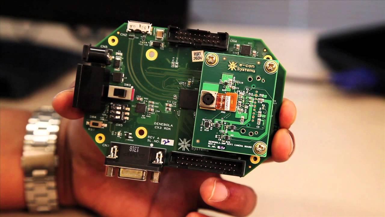EZ-USB® CX3 Introduction | USB 3 0 Camera Controller