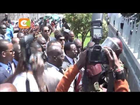 Kilifi Governor Kingi before EACC
