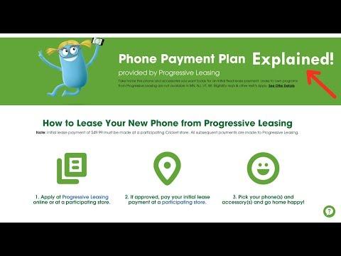 Cricket Wireless - Phone Payment Plan Program Explained!