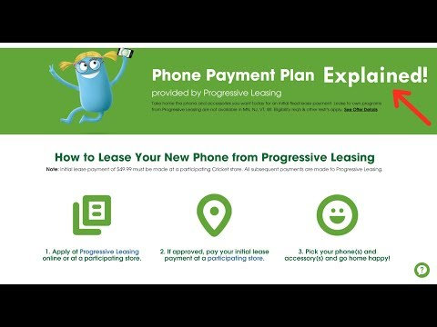 Cricket Wireless - Phone Payment Plan Program Explained!