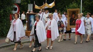 Boże Ciało w parafii pw. św. Wojciecha w Ostrołęce