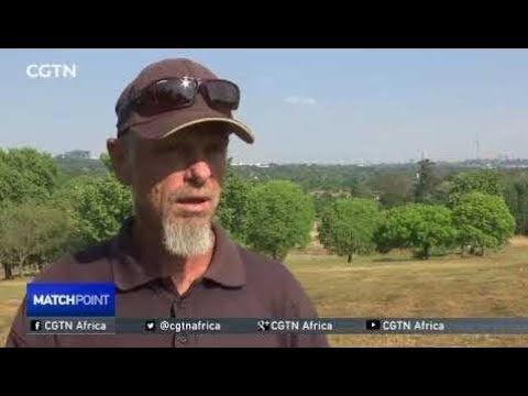 South Africa's Disc Golf: Sport Challenges Traditional Golf In Johannesburg USUK   # 67