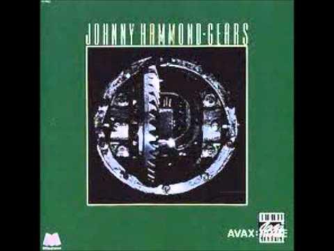 Johnny Hammond-Shifting Gears