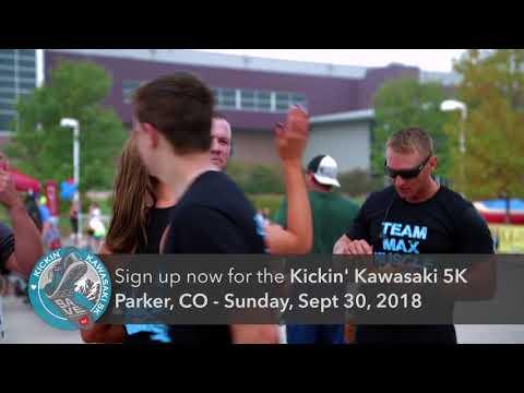Kicking Kawasaki 5K   Parker CO