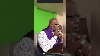 Pastor David E Wilson Got Caught