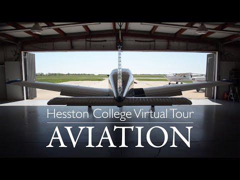 Hesston College Tour 2020 - Aviation