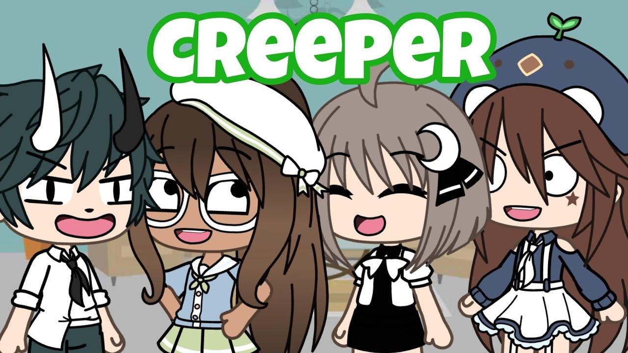 CREEPER AW MAN MEME   Gacha life   - YouTube