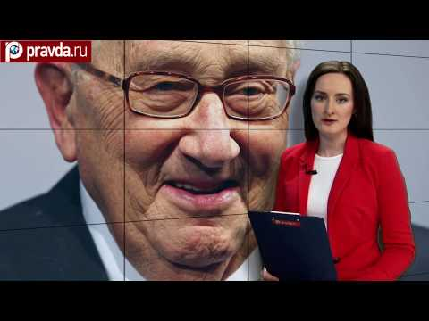 Henry Kissinger to upend US-Russia relations