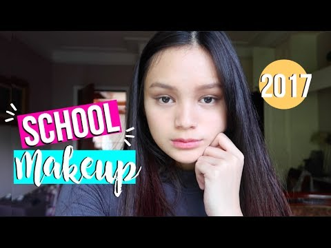 School Makeup Look! (Philippines) | Back To School