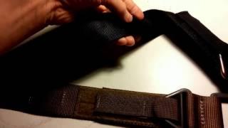 LBX and LBT riggers belt comparison