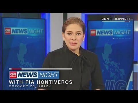 CNN Philippines: 'News Night' in 10 Minutes [102017]