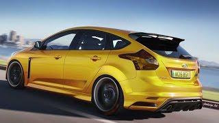 Ford Focus ST: Тест-драйв Ford Focus ST 2015