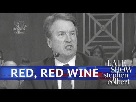 UB40's 'Red, Red Wine' Ft. Brett Kavanaugh