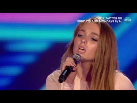 Olivia Garcia Is The Last To Fight For a Chair - The X Factor UK on AXS TV