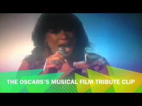 Oscars' Musical Film Tribute Clip
