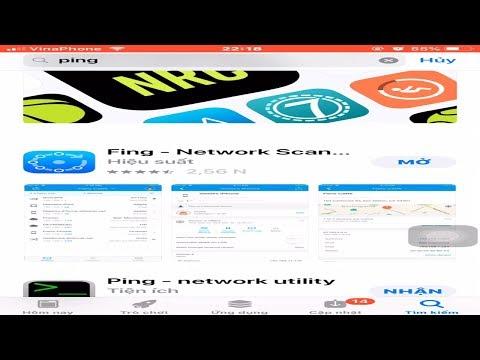 cách hack điện thoại người khác qua wifi - Phần mềm dò tìm địa chỉ IP và Port camera bằng điện thoại