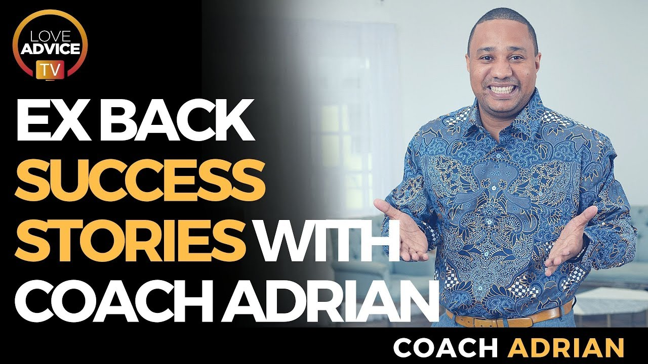 Ex Back Success Stories With Coach Adrian