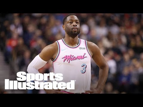 Dwyane Wade The First Cavs Player Who Questioned Kevin Love Illness? | SI Wire | Sports Illustrated