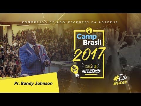 CAMP Brasil 2017: Pr. Randy Johnson