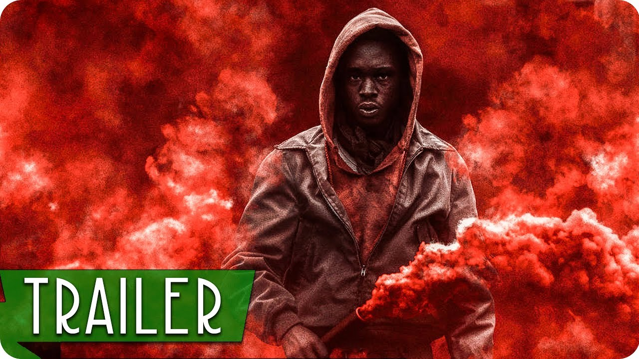 Captive Trailer Deutsch