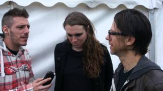 Against Me! Reading Festival Interview 2015