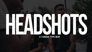 21 savage type beat 2016   headshots prod by themonsta