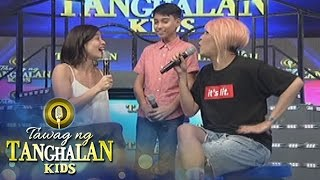 Tawag ng Tanghalan Kids: Vice brags his scholarship to Anne