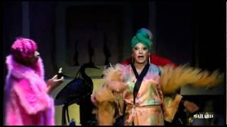 Trailer Il vizietto - La cage aux folles il musical Teatro Sistina in Roma con Massimo Ghini