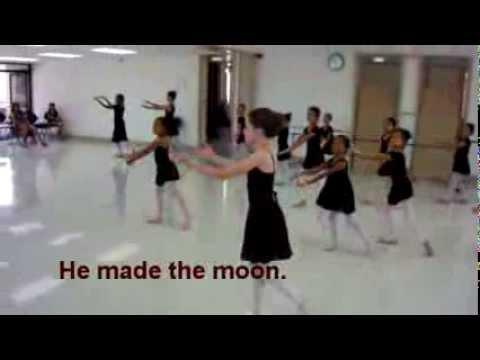 Creation Poem Practice Video