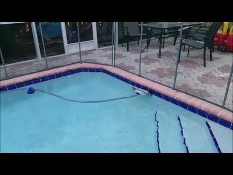 Kreepy Krauly Great White Pool Cleaner