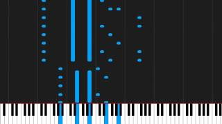 How to play Grenade by Bruno Mars on Piano Sheet Music