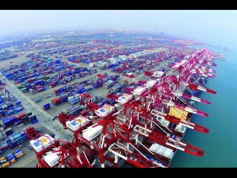 World's Biggest and Busiest Port Ever Made - Full Documentary