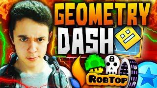 Geometry Dash! EL SECRETO DE ROBTOP, MEGA ACTUALIZACIÓN Y SIIEMPRE ARRIBA!! #24 - TheGrefg