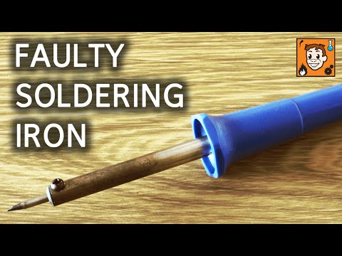 tutorial homemade diy how to make soldering gun fro doovi. Black Bedroom Furniture Sets. Home Design Ideas