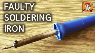 Soldering Iron Faulty? Repairing Soldering Iron Tips