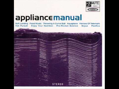 Appliance - Food Music