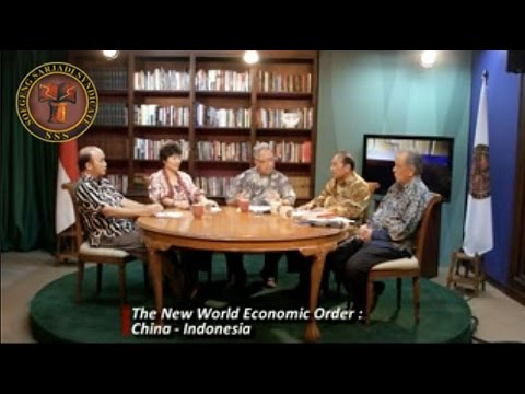 "SS Forum eps.21 ""The New World Economic Order: China-Indonesia"""