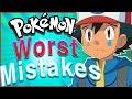 Pokémon's 5 WORST Mistakes of All Time