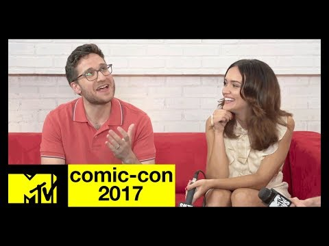 'Ready Player One' Cast Reacts to the Trailer | Comic-Con 2017 | MTV