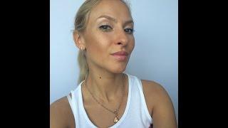 Макияж после отпуска или макияж загорелой кожи. Урок макияжа 2.